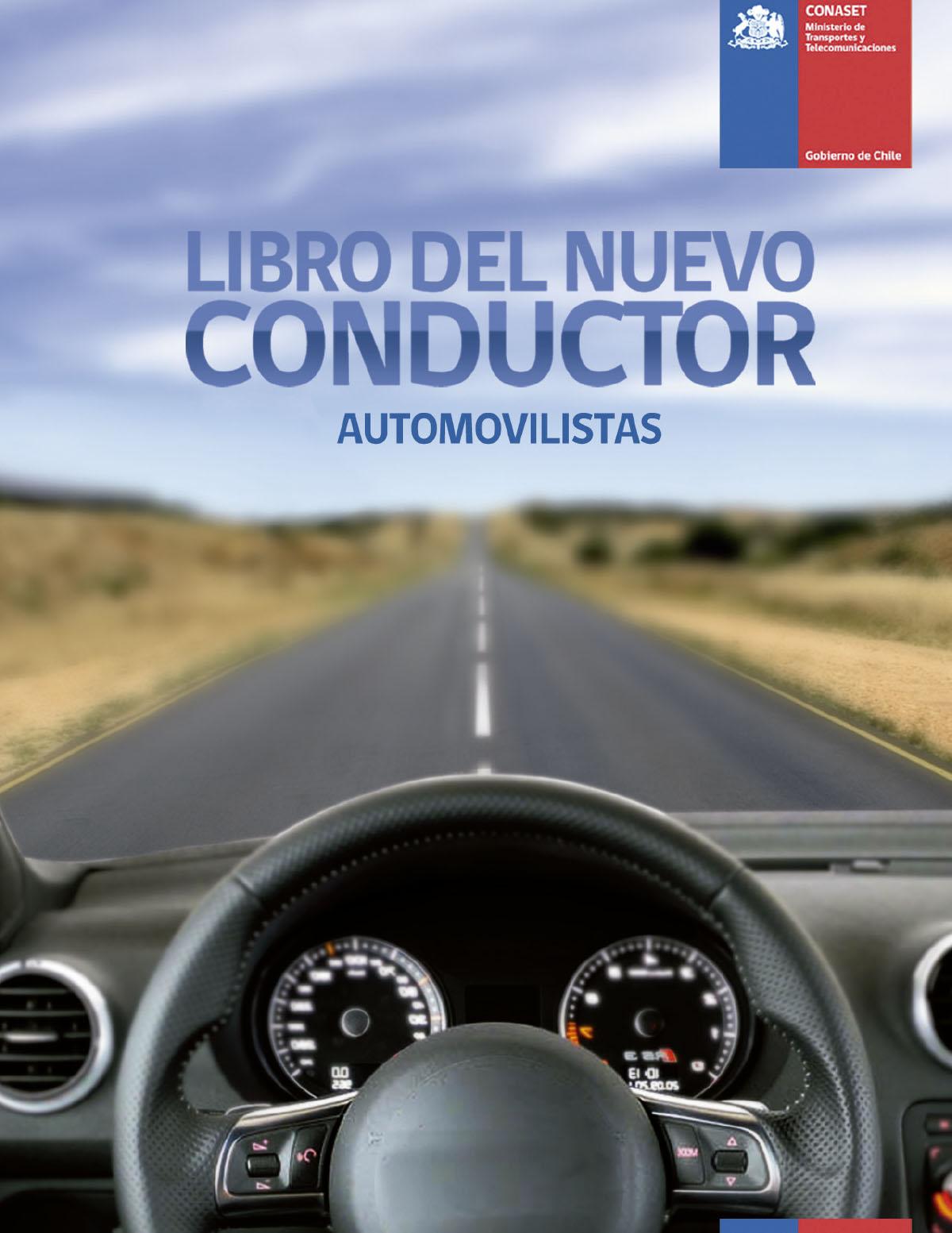 Imagen libro del nuevo conductos automovilista